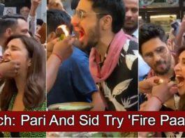 Parineeti and Sid