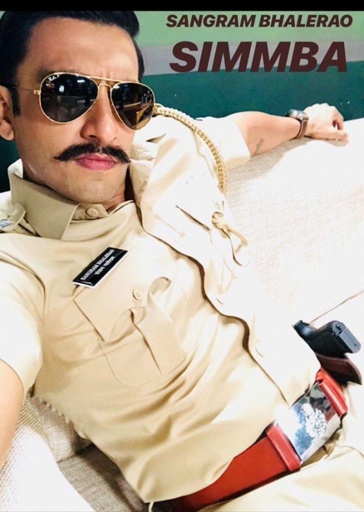 Ranveer Singh as Bhalerao