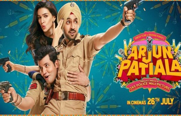 Arjun Patiala's Reviews