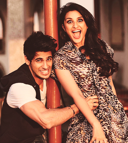 Parineeti and Sid