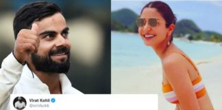 Anushka Sharma Shared A Beautiful Picture In Bikini, Virat Kohli Has The Best Reaction