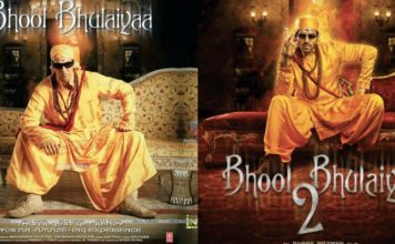 Bhool Bhulaiyaa 2 First Look