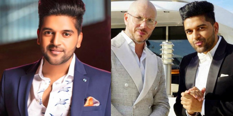 Guru Randhawa All Set To Collaborate With Pitbull Once Again And Fans Just Can't Keep Calm
