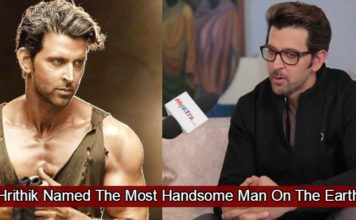 Hrithik Roshan Revealed The Secret To His Good Looks As He Is Named As The Most Handsome Man On Earth