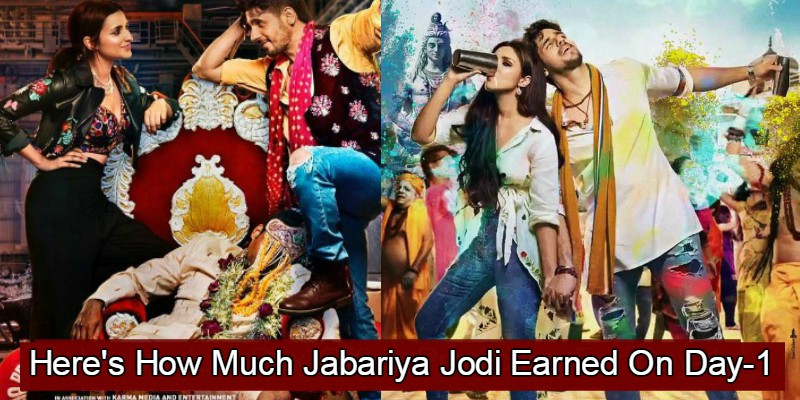 Jabariya Jodi Gets A 'Dull' Start, Here's Day-1 Collection Of The Movie At Box-Office