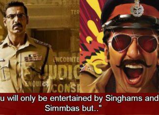 John Abraham Makes A Big Statement On The Singhams & Simmbas Of Bollywood