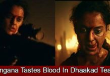 Kangana Ranaut's 'Dhaakad' Teaser Is Winning Hearts On Social Media