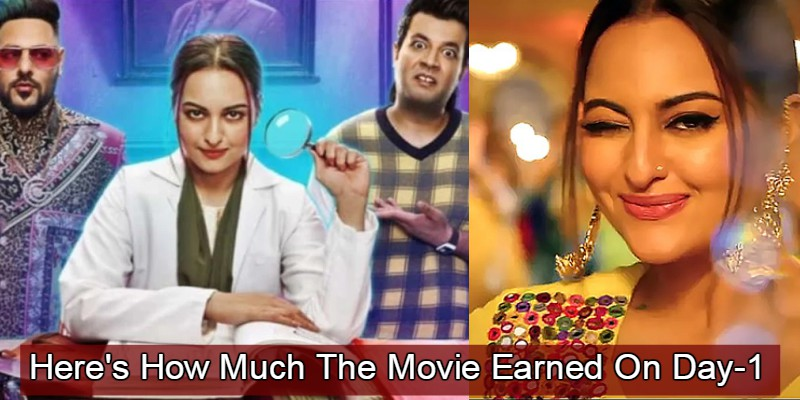 Sonakshi Sinha's 'Khandani Shafakhana' Gets A Dull Start, Here's How Much The Movie Earned On Day 1