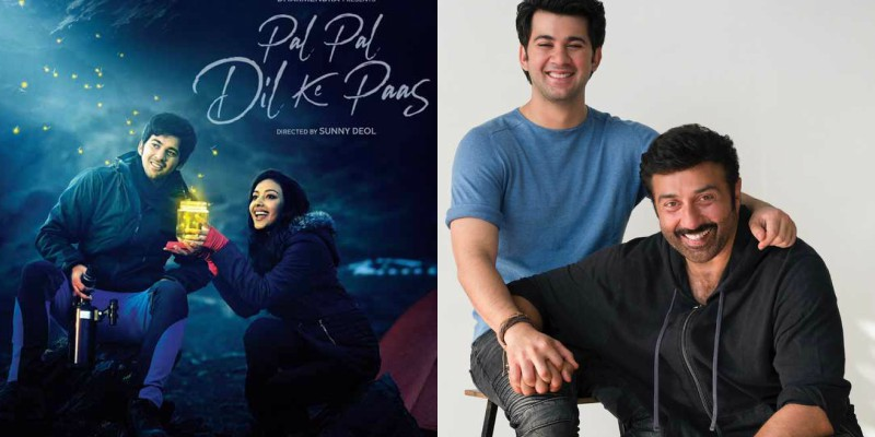 Sunny Deol's Son Karan Deol Shines Out As The Teaser Of 'Pal Pal Dil Ke Paas' Is Released