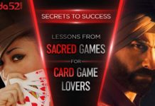 Secrets to Success: Lessons from Sacred Games for Card Game Lovers