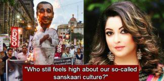 Tanushree Dutta Makes A Big Statement On Unnao's Rape Case