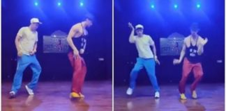 This Video Of Tiger Shroff Dancing On 'Humma Humma' Is Taking The Internet By Storm