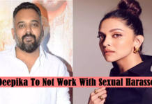 Deepika Padukone Makes A Big Statement When She Was Asked If She Will Work with Anyone Accused of Sexual Harassment
