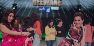 Madhuri Dixit And Taapsee Pannu Recreated The Iconic 'Didi Tera Dewar Deewana' Moment, Pictures Are Going Viral