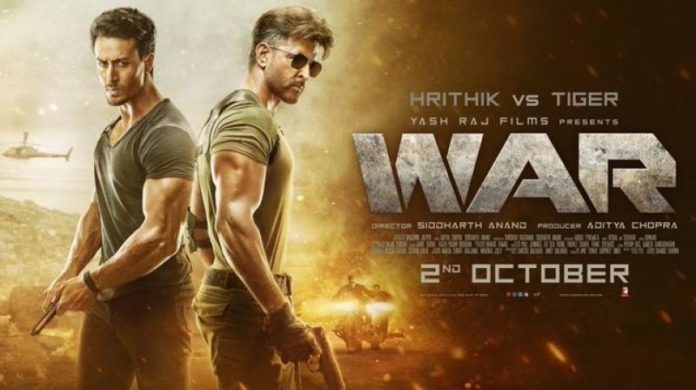 Highest Opening Day Collection Bollywood - War tops the list