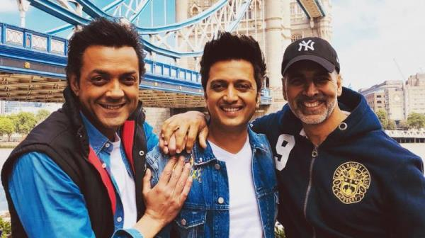 Housefull 4 Is Blockbuster On TV, Beats Biggies Like Tiger Zinda Hai, Baaghi 2