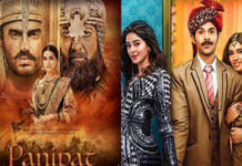 Box Office: Panipat, Pati Patni Aur Woh First Weekend Collection