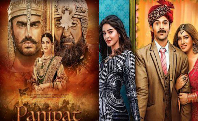 Box Office: Panipat, Pati Patni Aur Woh First Weekend Collection