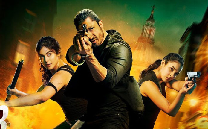 Commando 3 Saturday (3rd Day) Box Office Collection: Huge Jump