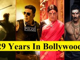 Akshay Kumar Completes 29 Years In Bollywood, A Look At His Journey