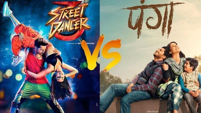 Street Dancer 3D Vs Panga: Opening Day & Lifetime Box Office Prediction
