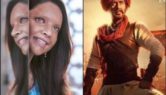 Box Office Collection Prediction: Tanhaji To Open Big, Chhapaak To Get An Average Opening
