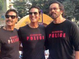 Post Sooryavanshi, Rohit Shetty's next cop film will be Singham 3