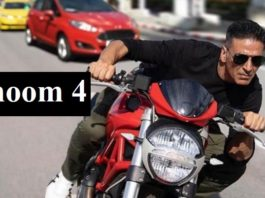 Akshay Kumar in Dhoom 4