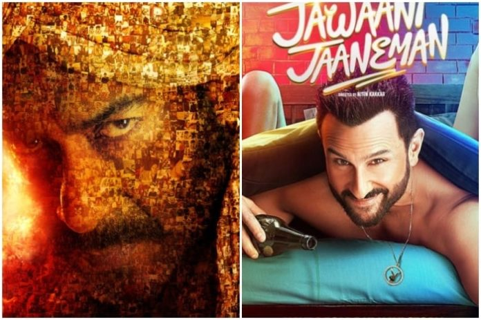 Bollywood Box Office: Malang Opens Well, Tanhaji Holds, Jawaani Jaaneman Down