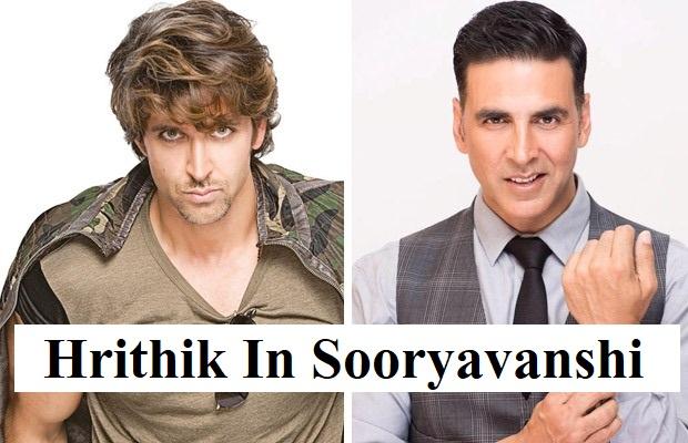 Hrithik Roshan To Have A Cameo in Akshay Kumar's Sooryavanshi