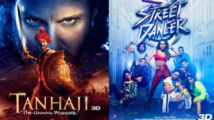 Highest Grossing Bollywood Movies 2020, Top Bollywood Grossers 2020