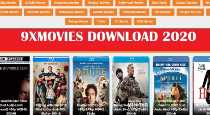 9xmovies 2021: Movies, WWE Events, TV, Web Series Free Download