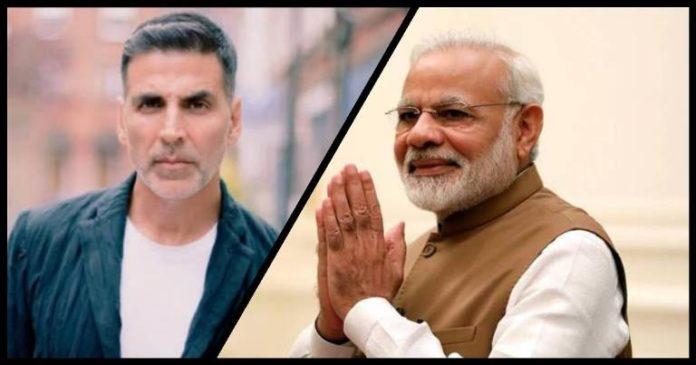 Akshay Kumar Donates Rs 25 Crore To PM Modi's CARES Fund