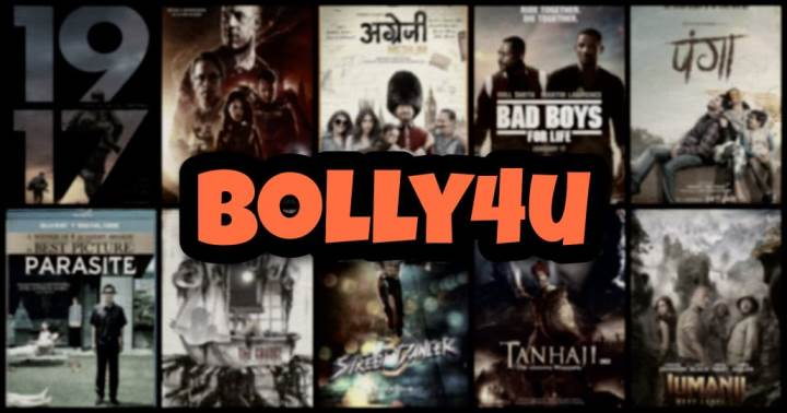Bolly4u 2020 - Free Illegal HD Movies Download Website
