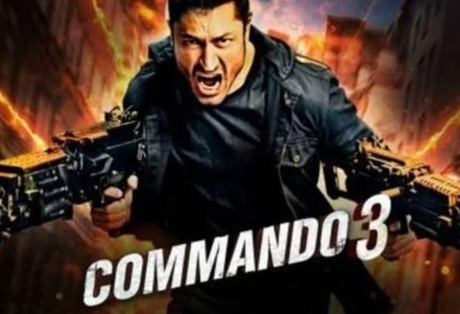 Commando 3 on Zee 5