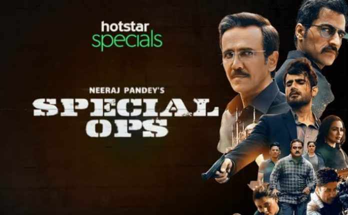 Special OPS Web Series Leaked By Tamilrockers & Movierulz