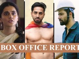 Shubh Mangal Zyada Saavdhan, Bhoot & Thappad Box Office Collection