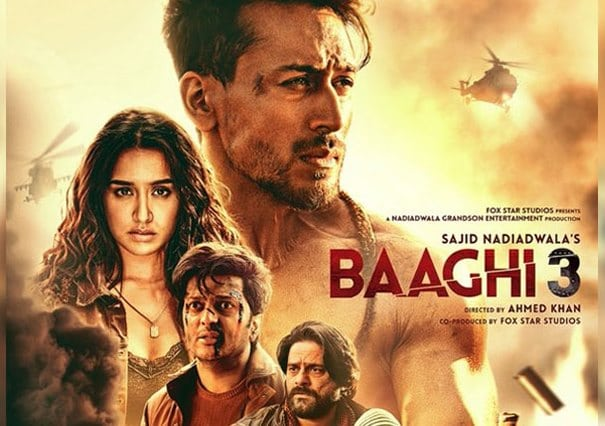 Baaghi 3 7th Day Box Office Collection, First Week Report