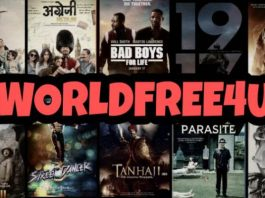 WorldFree4u 2021: World4uFree 300 MB Movie Download Website