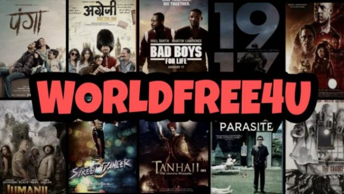 WorldFree4u 2020: Download 300MB Movies Online For Free
