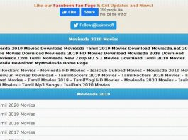 Isaimini Moviesda 2020: Download Tamil, Tamil Dubbed Movies For Free