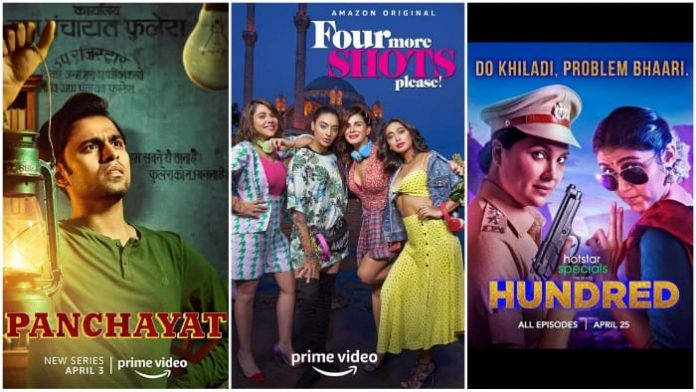Top 5 Hindi Web Series Released During Lockdown: Panchayat & More