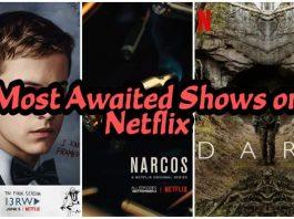 Most Anticipated Netflix Original Shows 2020, 2021