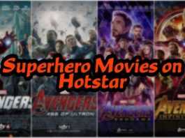 Best Superhero Movies On Disney+ Hotstar [May 2020]