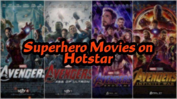 Best Superhero Movies On Disney+ Hotstar [May 2020]