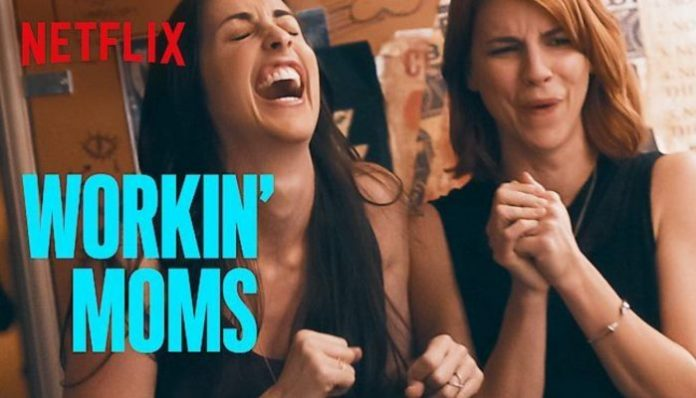 Netflix's Workin' Moms Season 4 free download