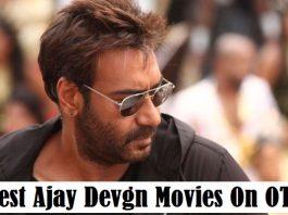 Best Ajay Devgn Movies Streaming On Netflix, Amazon Prime, Hotstar & Zee5