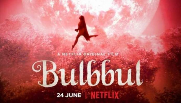 Netflix's latest Film Bulbbul Free Download Available On Tamilrockers and Other Torrent Sites