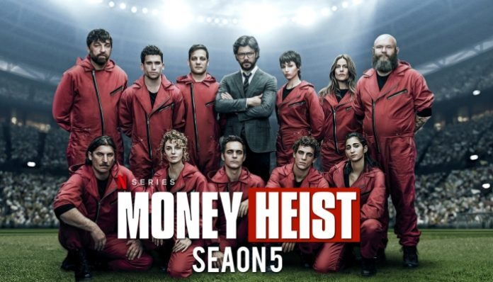 Money Heist Season 5 Netflix Release Date, Plot