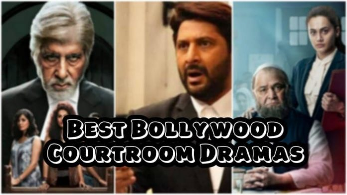 Best Bollywood Courtroom Dramas on Netflix, Amazon Prime, Hotstar and Zee5